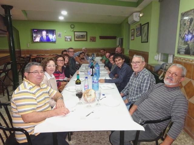 Encuentro con el Club de lectura de La Puebla de Hijar